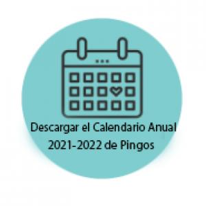 Calendario Pingos 2021-2022